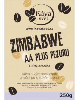 ZIMBABWE AA PEZURU