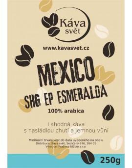 MEXIKO SHG EP ESMERALDA