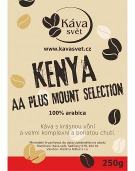 KENYA AA PLUS MOUNT SELECTION