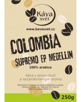 COLUMBIA SUPREMO EP MEDELLIN