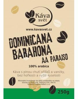 DOMINICANA BARAHONA AA PARAISO