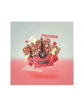 Popcorn bílá čokoláda +...