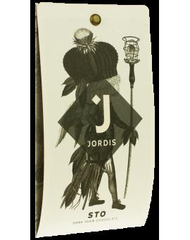 JORDIS STO 100% tmavá