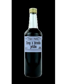 Sirup z černého jeřábu 500 ml