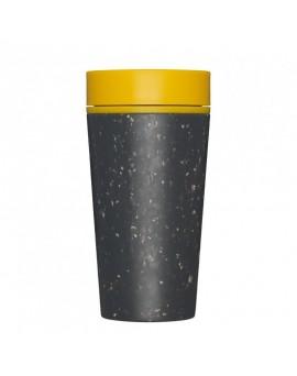 rCUP černo - žlutý 340ml