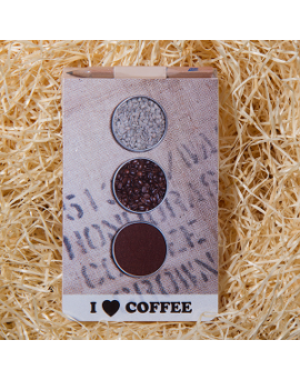 BLOČEK KÁVA SVĚT I LOVE COFFEE